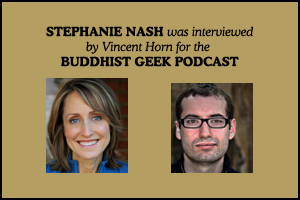 BUDDHIST GEEK INTERVIEW